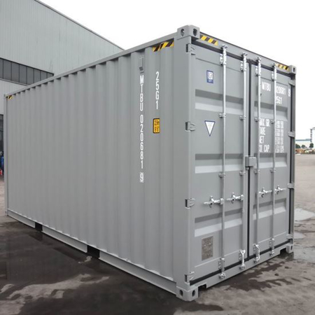 Picture for category 20 Foot Containers